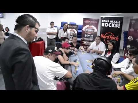 Holly Poker International Tournament - Cartagena 2013