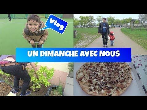 * 36 * [ VLOG FAMILLE ] UN DIMANCHE AVEC NOUS !!!!!!