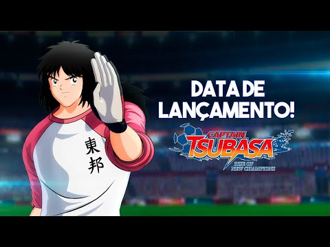 CAPTAIN TSUBASA: RISE OF NEW CHAMPIONS - Data de Lançamento | PS4, SWITCH, PC