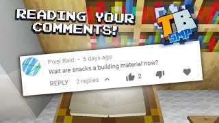 REVENGE OF THE COMMENTS! - Truly Bedrock season1 #22 - Bedrock Edition Youtube Server