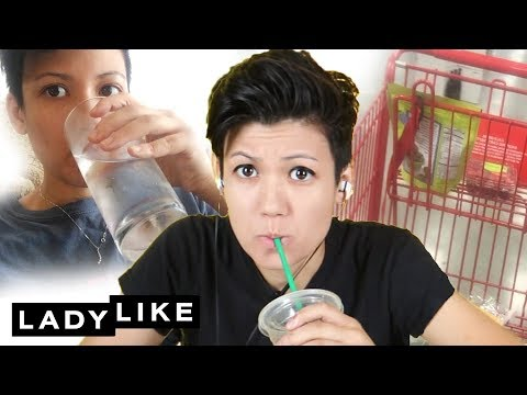 I Tried Being Healthy For A Day• Ladylike