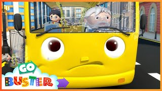 Wheels on the Bus - Part 12   Little Baby Bus   Nursery Rhymes   Songs for Kids   #wheelsonthebus