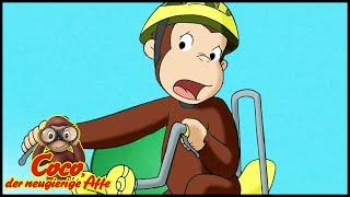 Coco der Neugierige Affe Deutsch 🐵Ein echter Zeitungsjunge 🐵Ganze Folgen🐵Cartoons für Kinder