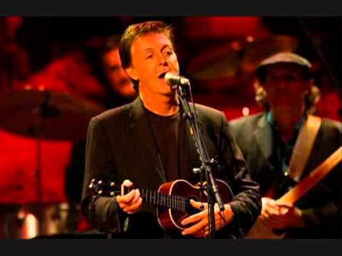 Paul McCartney - For You Blue at the Concert For George