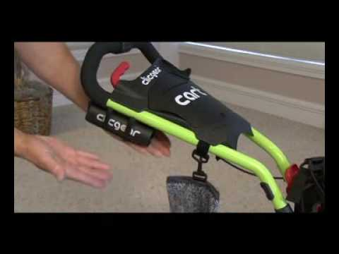 Clic Gear Golf Push Cart Features And Benefits