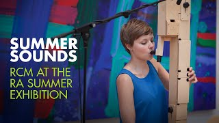 Summer Sounds: RCM at the RA Summer Exhibition
