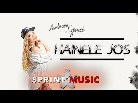 Andreea Ignat - Hainele Jos   Videoclip Oficial