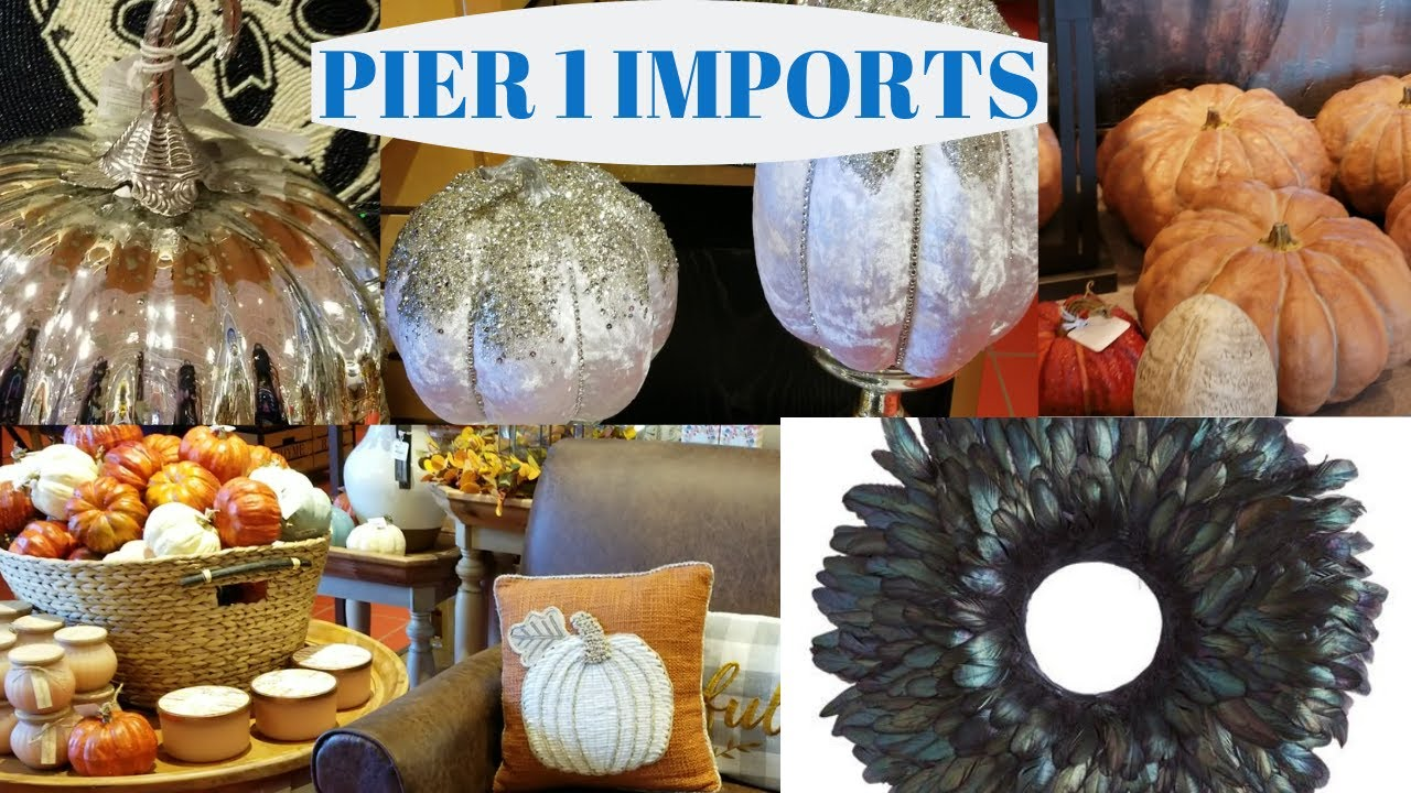SHOP WITH ME PIER 1 IMPORTS