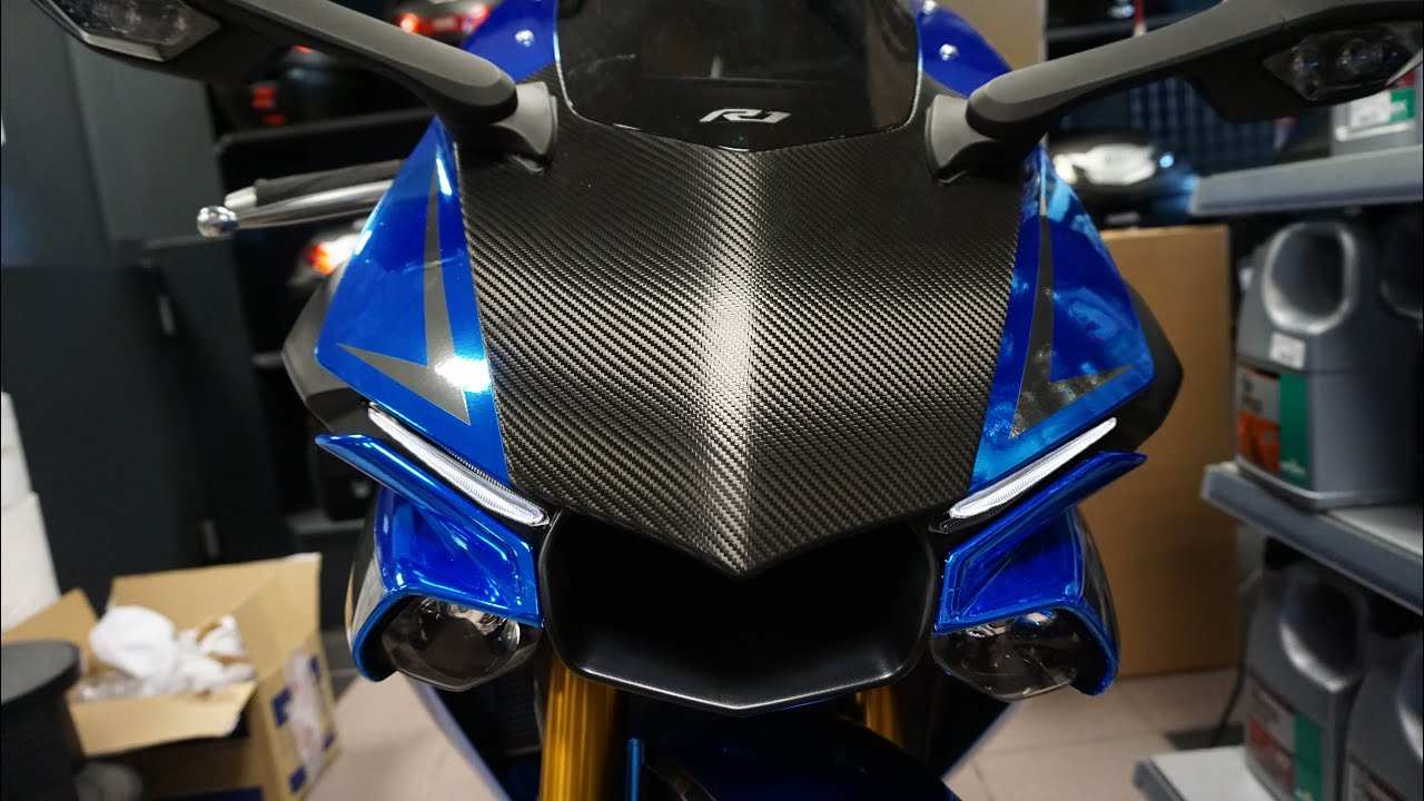 Before the birth of the 2015 yzf-r1/yzf-r1m models, the electronic control systems on production motorcycles were separate, with one for the engine and one.