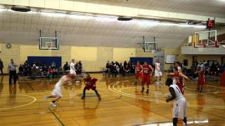 Andrews University Cardinals Basketball Cardinals vs Olivet College