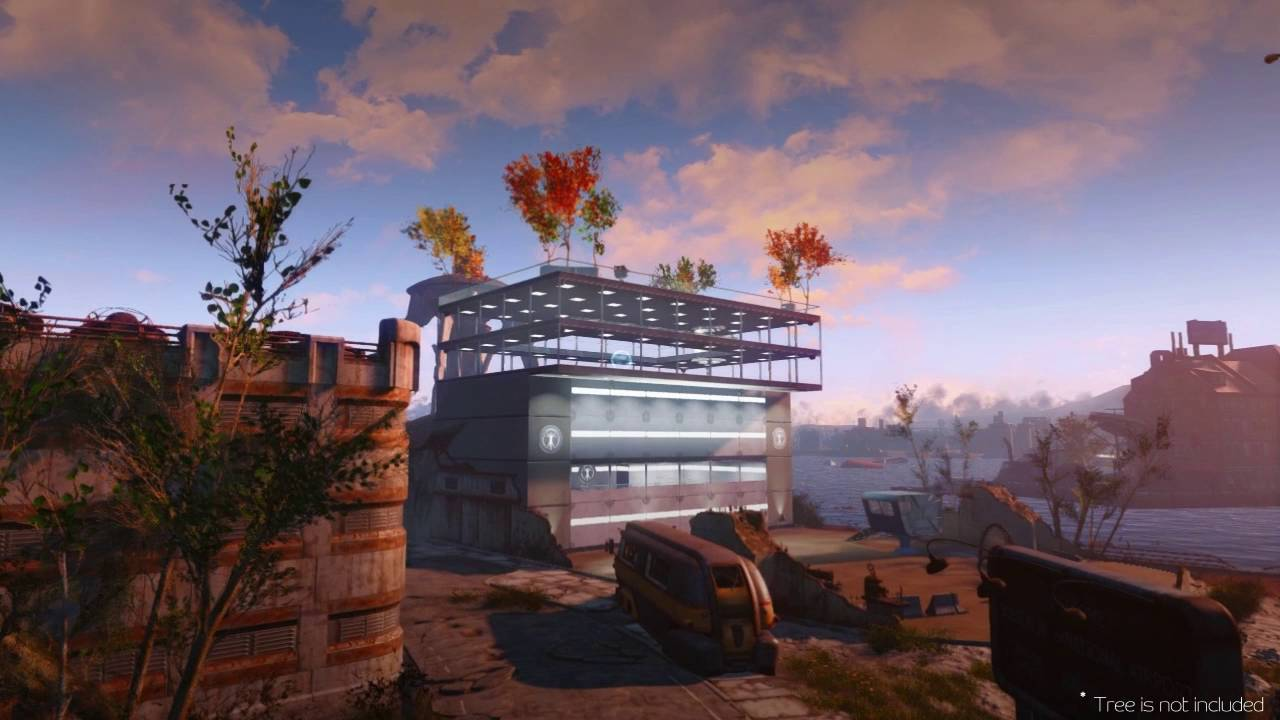 Settlement Objects Expansion Pack At Fallout 4 Nexus Mods And Community