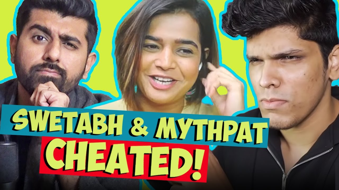 Download MythPat is a CHEATER!   @Shwetabh Gangwar   That's My Job - Ep. 19