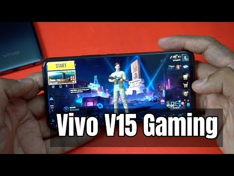 Vivo V15 Gaming Review, PUBG Mobile Game Performance, Free Fire Game, Heating And Battery Test