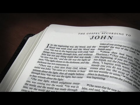 The Complete Book of John Read Along