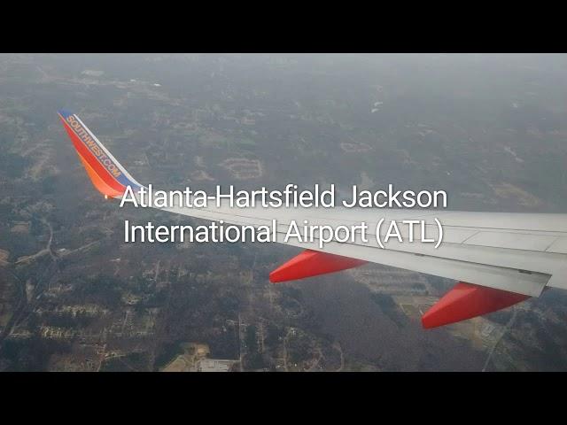Plane Spotting at Hartsfield-Jackson Atlanta International Airport (ATL)