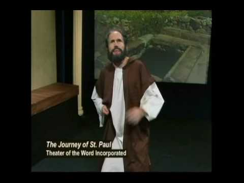 The Journey of St. Paul - Paul's Conversion