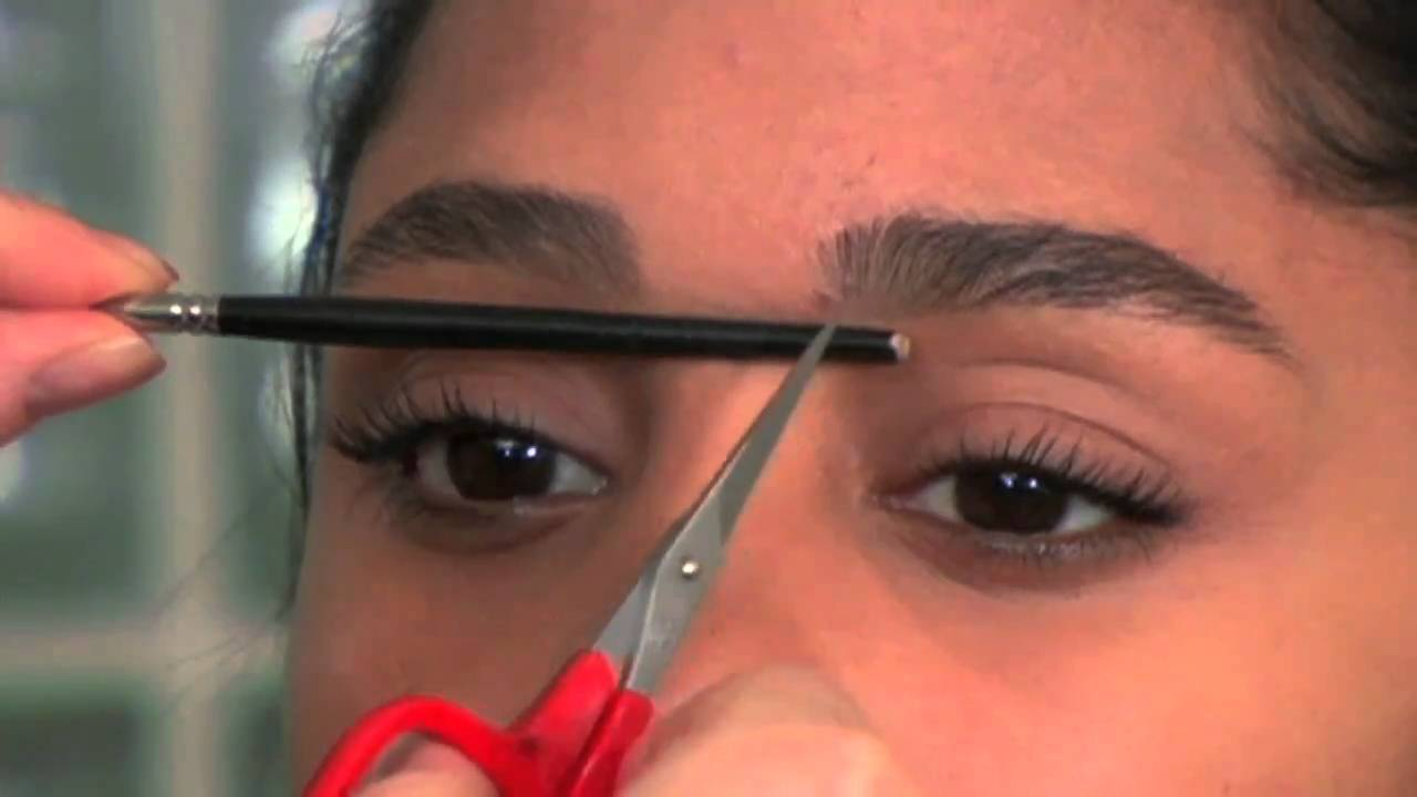 Eyebrow Makeover After Meet Tiffany Who Used To Over Pluck Youtube