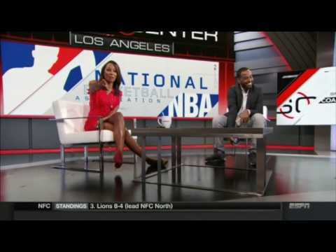 ESPN Leftovers: Molly Qerim, Sara Walsh, Wendi Nix, Cari Champion