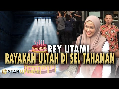 GALIH GINANJAR SANTAI HADAPI SIDANG. REY UTAMI RAYAKAN ULTAH DI TAHANAN - STAR UPDATE - (31/03)