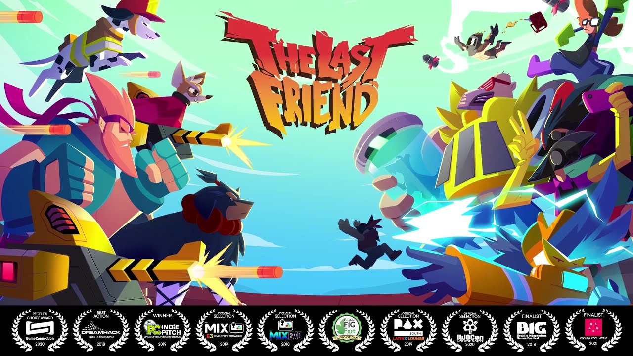 Save the Dogs, Save the World in The Last Friend, Launching September 30th for Nintendo Switch & PC