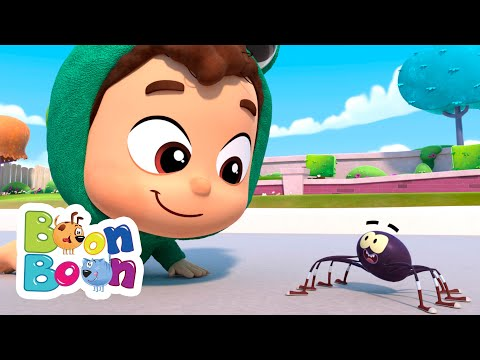 Lea si Pop – Micutul paianjen – Cantece pentru copii BoonBoon – Cantece pentru copii in limba romana