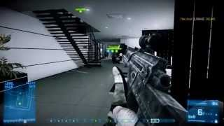 battlefield 3 close quarters live commentary gun master ziba tower bf3 multiplayer gameplay