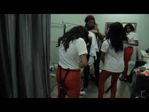 Diamond Platnumz - Number One Behind the scene (VIDEO MAKING) in South Africa