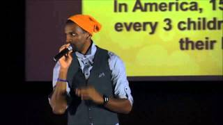 Turning MY PAIN into MY POWER: J. Ivy at TEDxAshburn
