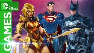 Official DC Legends Announcement Trailer