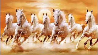 घोड़े की तस्वीर घर में लगाते समय रखें इन बातों का ध्यान