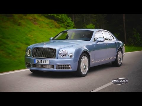 2017 Bentley Mulsanne Speed & Bentley Mulsanne Extended Wheelbase - TECH REVIEW (1 of 4)