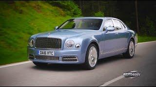 2017 Bentley Mulsanne Speed & Bentley Mulsanne Extended Wheelbase - TECH REVIEW (1 of 4)