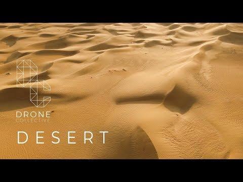 Desert – Dubai, UAE – Drone