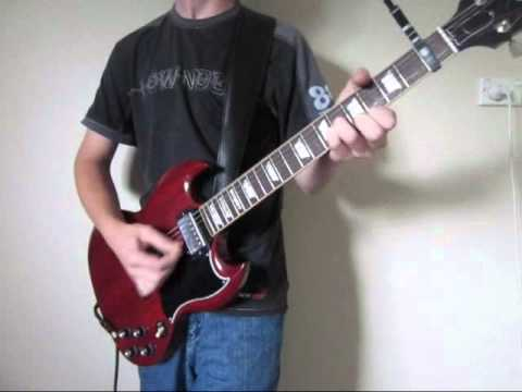 Matchbox 20 3am Electric Guitar Cover Youtube