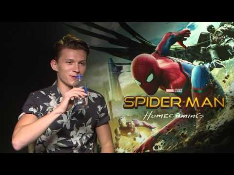 Spider-Man Tom Holland interview on Homecoming, the MCU and more | Newshub