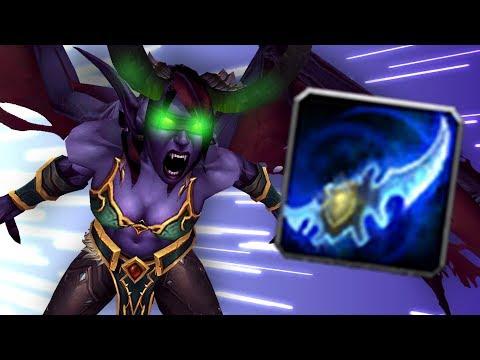 INCREDIBLE Demon Hunter 1v5 Duels! (5v5 1v1 Duels) - PvP WoW: Battle For Azeroth 8.1