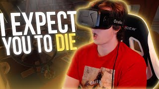 I Expect You To Die! (Oculus Rift Game)