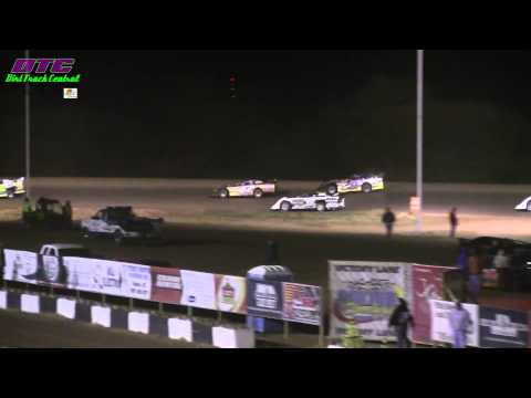 Late Model Mid America Clash Salina Speedway A Feature 10 5 12