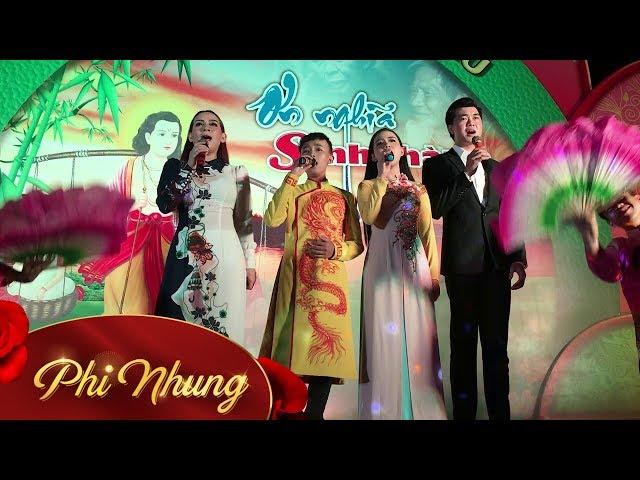 Cung Tơ Hòa Điệu | Phi Nhung - Hồ Văn Cường - Quỳnh Trang - Nguyễn Phú Quí
