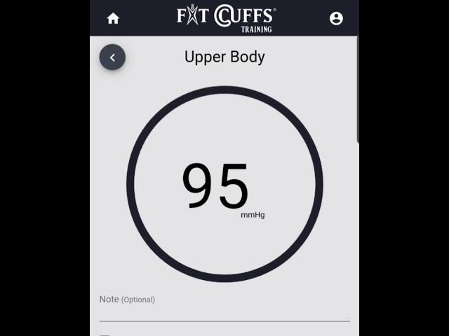 Fit Cuffs - BFR Training: Brand-new Progressive Web App