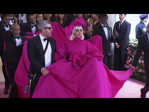 Associated Press: Brandon Maxwell talks undressing Lady Gaga at the Met Gala