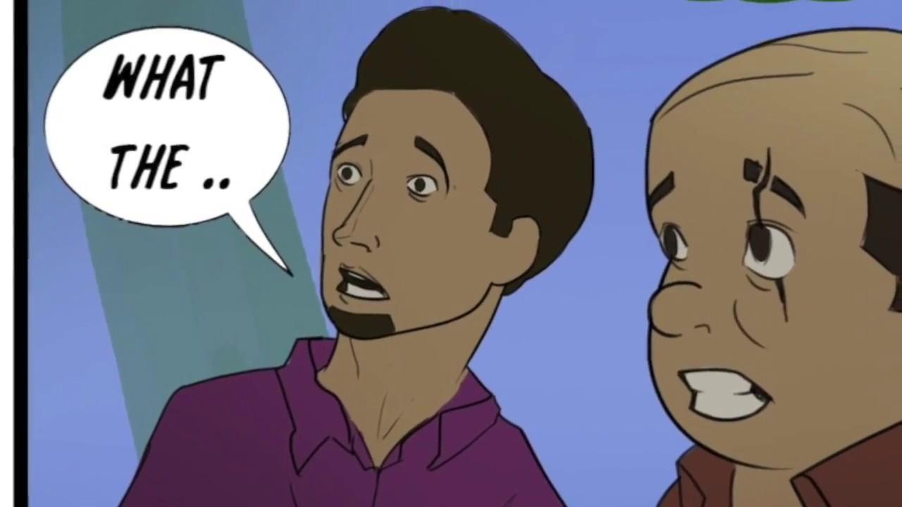 Comic Book Animation (part 1)  Pakistanman