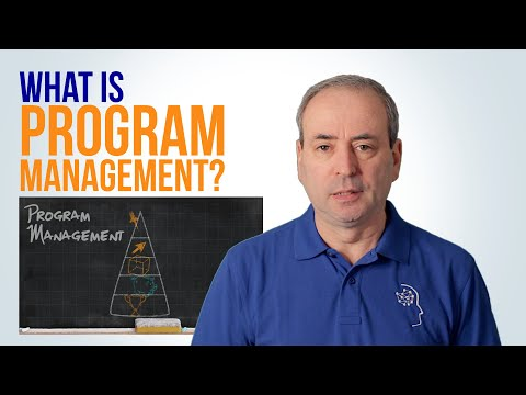 What is Program Management?