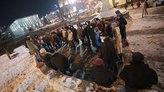 1 год Служению Молитвенной Палатки на Майдане