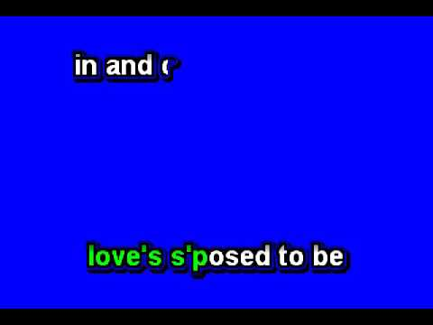 Kem - Find Your Way Back In My Life Karaoke