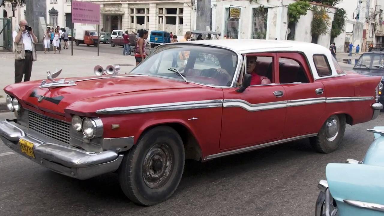 Exploring Cuba\'s Car Culture: An Automotive Time Capsule - YouTube