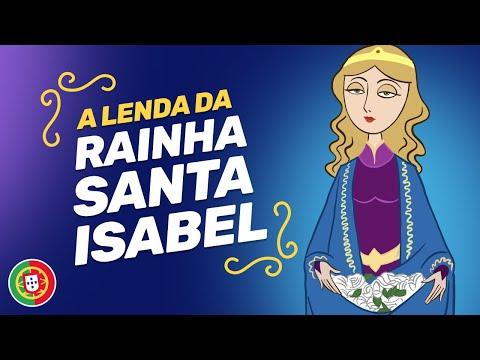 A Lenda da Rainha Santa Isabel ANIMATED! (Free version, No Subtitles)