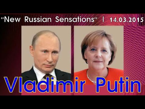 "Vladimir Putin | Владимир Путин | ""New Russian Sensation"" 