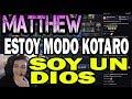 MATTHEW JUEGA CON PAPITA Y  SE LOQUEA CON EL MORPHLING | DOTA 2 COSAS