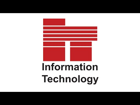 สื่อนำเสนอแผนกเทคโนโลยีสารสนเทศ (Information Technology)